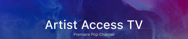 Artist Access TV: Pop