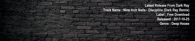 FREE DL : Nine Inch Nails - Discipline (Dark Ray Remix) by Dark Ray ...
