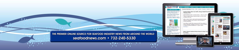Seafood News Podcast's stream