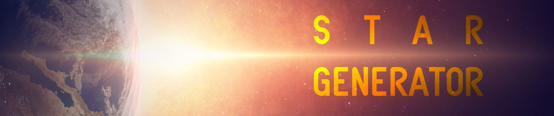Star Generator