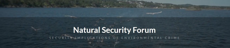 Natural Security Forum