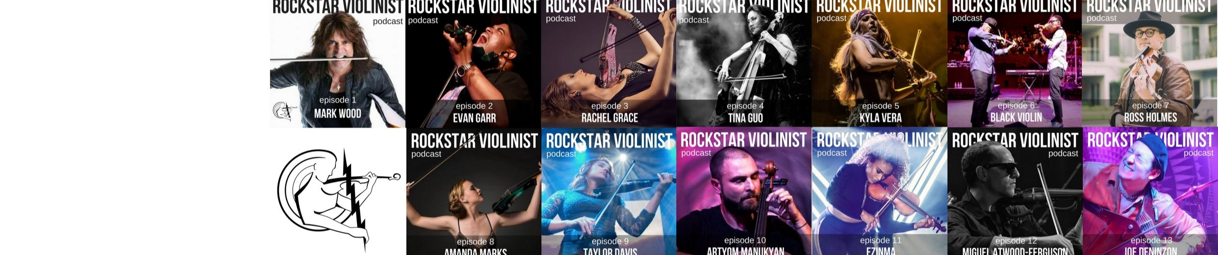 Rockstar Violinist Episode 5: Kyla Vera by Rockstar Violinist
