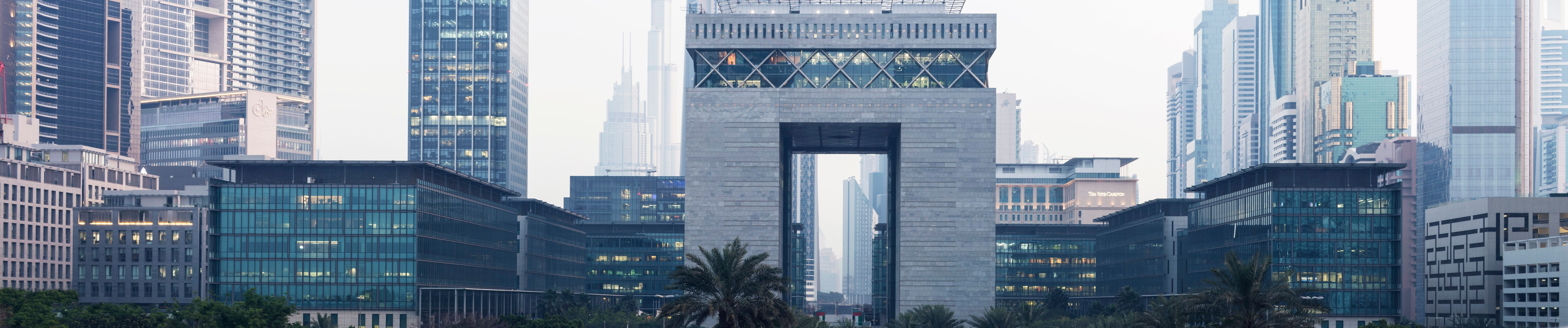 DIFC Unplugged - Marc Breuil, President of Asia and ME of