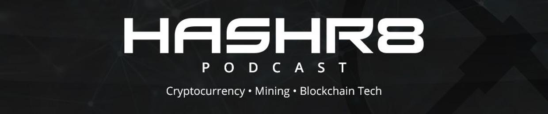 Hashr8 Podcast's stream