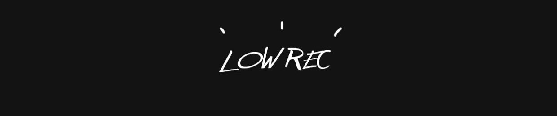 Low Rec.