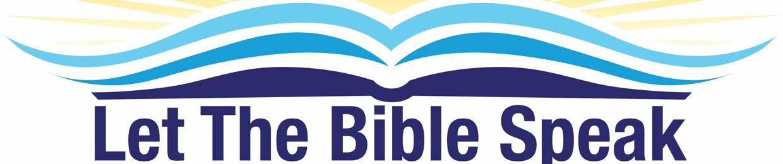 Let the Bible Speak