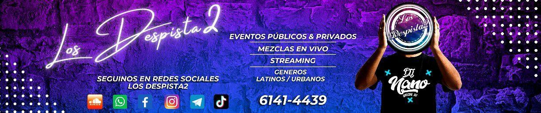 DJ NANO // LOS DESPISTA2
